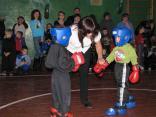 2009, дек, Соревнования новичков по правилам кикбоксинга WPKA